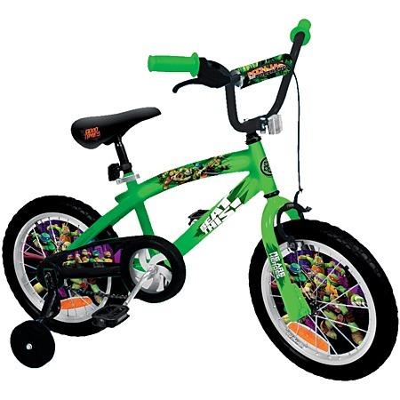 teenage mutant ninja turtles bicycle 16 inch toy at mighty ape nz