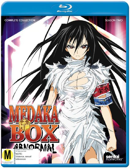 Medaka Box Abnormal: Season 2 on Blu-ray