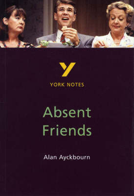 Absent Friends by Nicola Alper