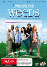 Weeds - Complete Season 1 (2 Disc Set) on DVD