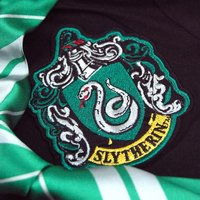 Harry Potter Slytherin Caped Polo Shirt (Large) image
