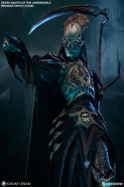 Court of the Dead - Death: Master of the Underworld - Premium Format Figure image