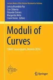 Moduli of Curves image