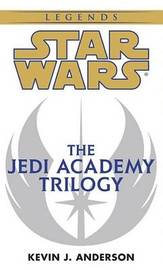 Star Wars: Jedi Trilogy Boxed Set by Kevin J. Anderson