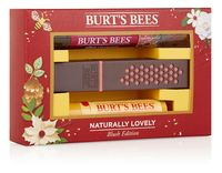 Burt's Bees Naturally Lovely Lipstick Gift Set (Blush Basin)