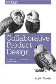 Collaborative Product Design by Austin Govella