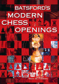 Batsford's Modern Chess Openings by Walter Korn image