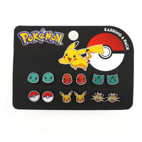 Pokemon Starters Earrings