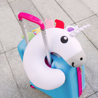 Gama-Go: Unicorn - Travel Cushion
