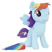 "My Little Pony the Movie: Rainbow Dash Sea-Pony - 12"" Plush"