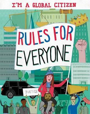 I'm a Global Citizen: Rules for Everyone by Georgia Amson-Bradshaw image