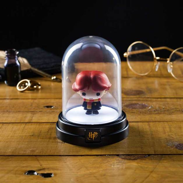 Ron Mini Bell Jar Light