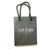 Harry Potter: Black Leather Charm Bracelet - Extra Small image
