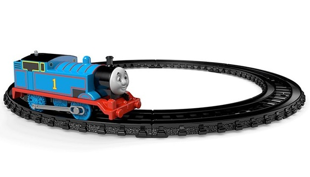 Thomas & Friends: TrackMaster - Motorised Thomas & Track Set