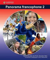 Panorama francophone Student Book 2 by Daniele Bourdais
