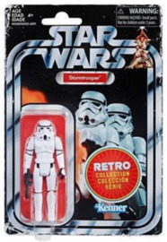 "Star Wars: Stormtrooper - 3.75"" Retro Action Figure image"