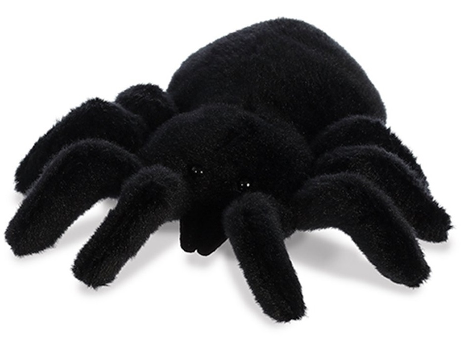 Tarantula Stuffed Animal, Tod Tarantula 8 Plush Toy At Mighty Ape Nz