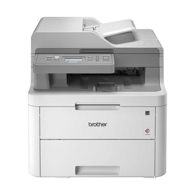 Brother DCPL3551CDW 18ppm Colour Laser MFC Printer