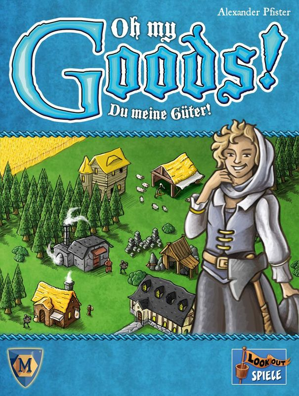 Oh My Goods! - Card Game