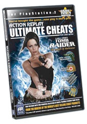 Ultimate Cheats Tomb Raider Angel Of Darkness for PlayStation 2