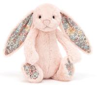 Jellycat Blossom Bashful Blush Bunny