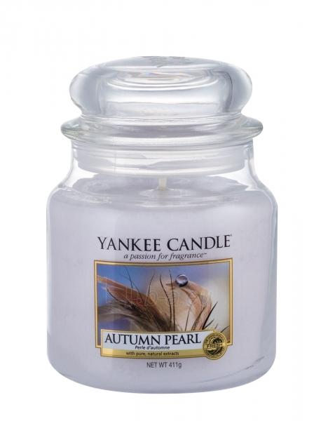 Yankee Candle: Medium Jar - Autumn Pearl