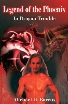 In Dragon Trouble by Michael H. Barcus image