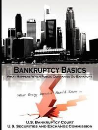 Bankruptcy Basics by U.S. Bankruptcy Court