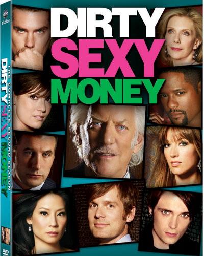 Dirty Sexy Money - Season 2 (3 Disc Set) on DVD image