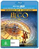 Hugo (3D Blu-ray/2D Blu-ray/DVD) DVD