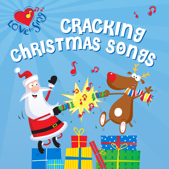 Cracking Christmas Songs by Love To Sing image
