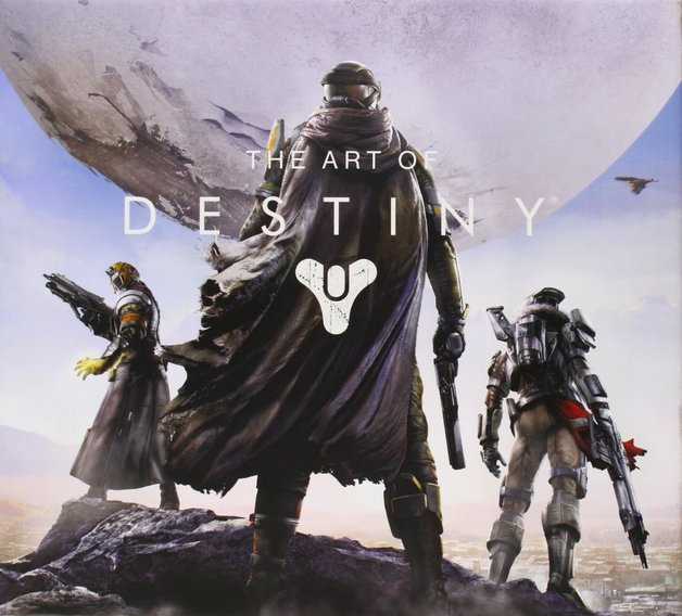 The Art of Destiny by Bungie