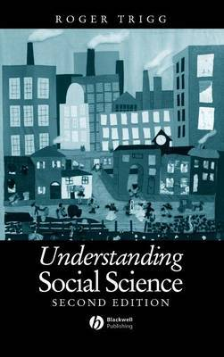 Understanding Social Science by Roger Trigg image