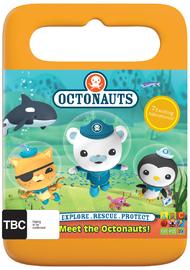 Octonauts: Meet the Octonauts DVD