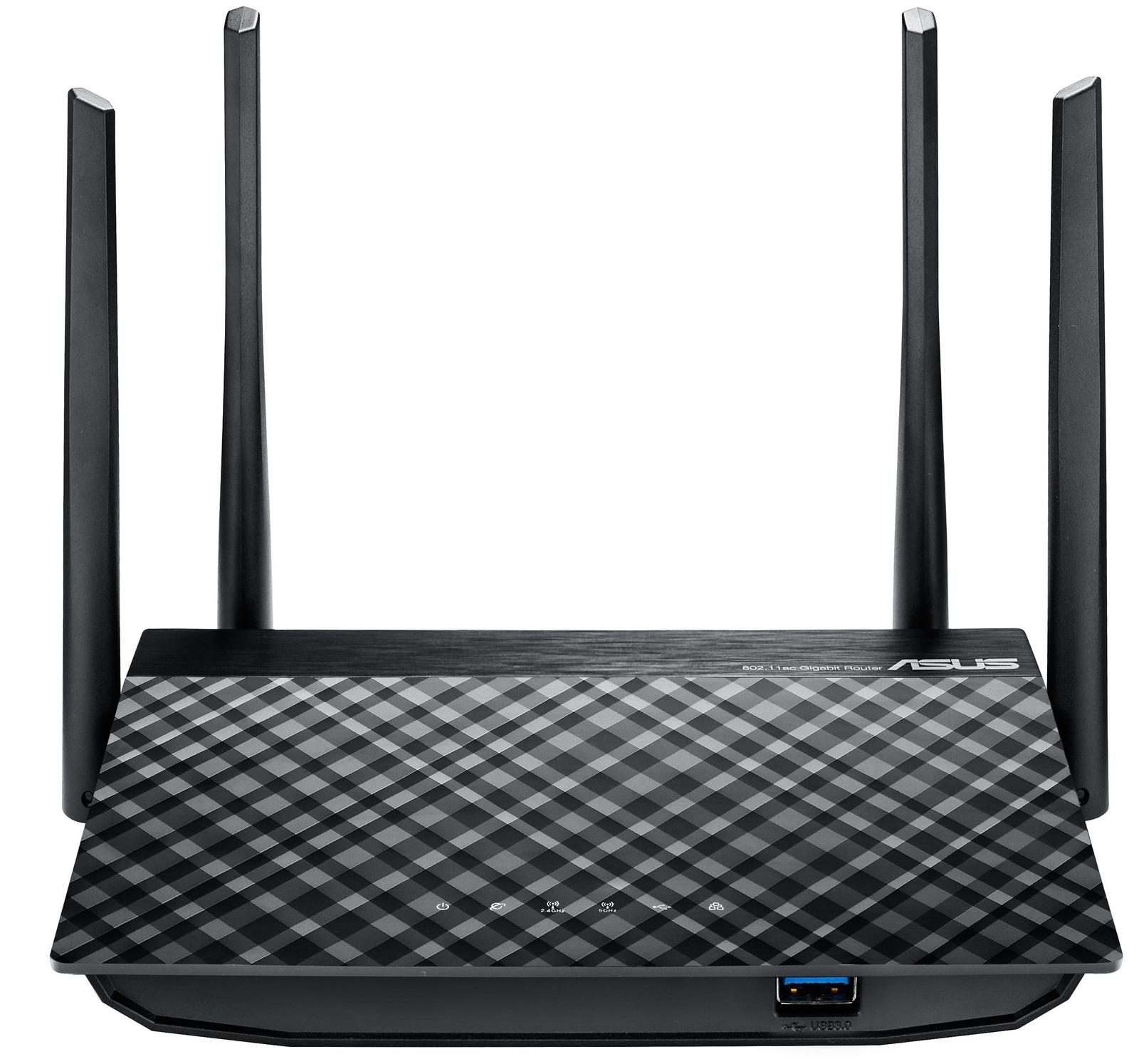 ASUS RT-AC58U MU-MIMO, Gigabit Wi-Fi Gaming Router image
