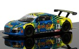 Scalextric: DPR Audi R8 LMS #13 - Slot Car