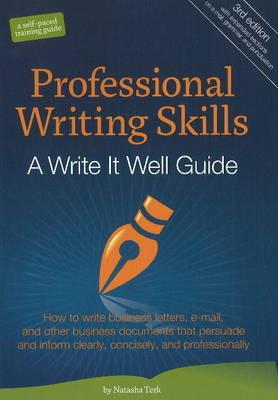 Professional Writing Skills by Natasha Terk