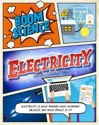 BOOM! Science: Electricity by Georgia Amson-Bradshaw image