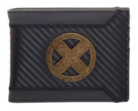 Marvel: X-Men Carbon Fibre - Bi-Fold Wallet