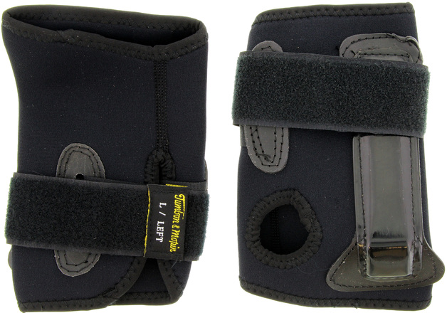 Mountain Wear XL Wrist Guard (Black)