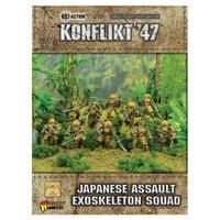 Konflikt '47 Japanese Assault Exo Skeleton Squad