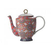 Maxwell & Williams Teas & C's Isfara Teapot - Bukhara Red (1L)