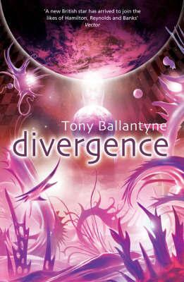 Divergence by Tony Ballantyne image