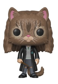 Harry Potter - Hermione Granger (Polyjuice) Pop! Vinyl Figure