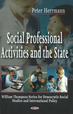 Social Professional Activities & the State by Peter Herrmann image