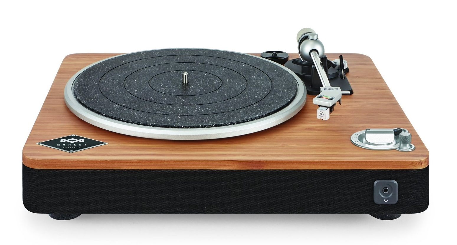 House of Marley: Stir It Up Turntable - Wireless image
