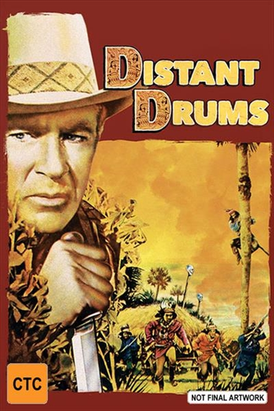 Distant Drums (Six Shooter Classics) on DVD