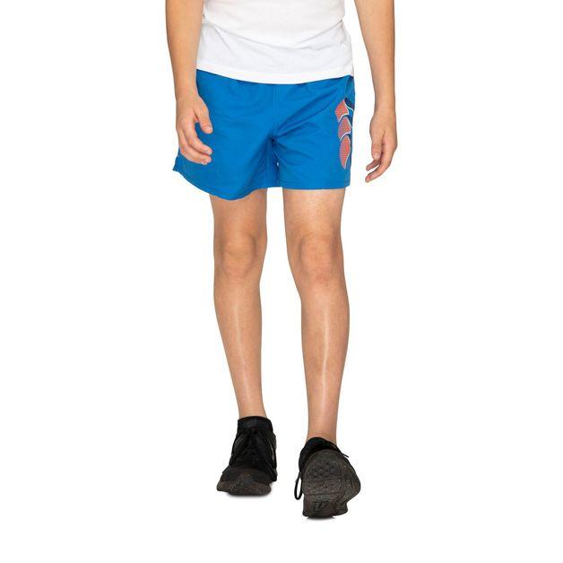 "Canterbury: Boys Fundamental - Break Tactic Short 4.5"" - Victoria Blue (Size 14)"