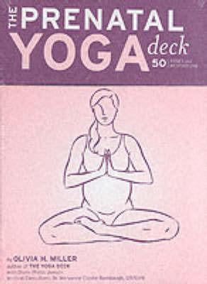 The Prenatal Yoga Deck by Diane Philos Jensen image