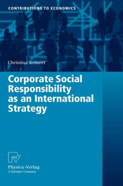 Corporate Social Responsibility as an International Strategy by Christina Keinert image